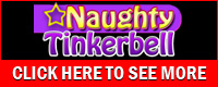 Visit Naughty Tinkerbell