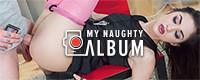 Visit MyNaughtyAlbum.com